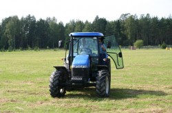 Traktor New Holland